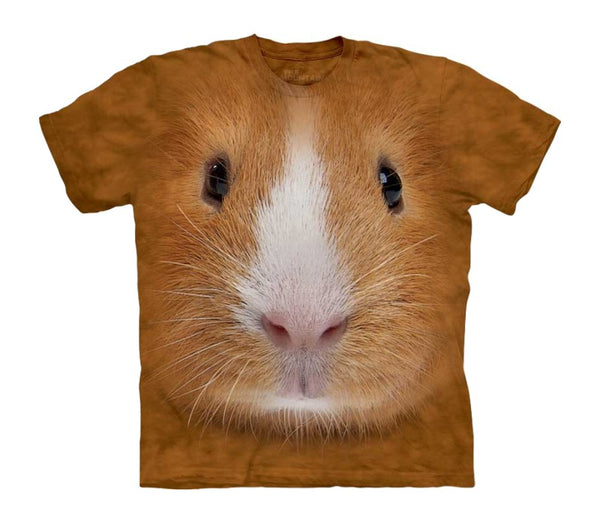 Guinea Pig Face Childrens T-Shirt