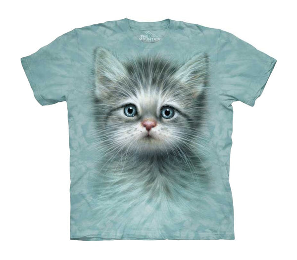Blue Eyed Kitten Childrens T-Shirt