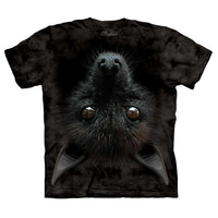 Bat Head Childrens T-Shirt