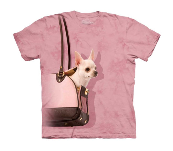 Handbag Chihuahua Childrens T-Shirt
