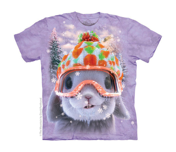 Snow Bunny Childrens T-Shirt