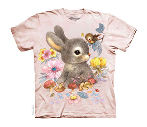 Baby Bunny Childrens T-Shirt