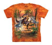 Dinosaur Battle Childrens T-Shirt