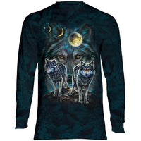 Northstar Wolves Adults Long Sleeve T-Shirt