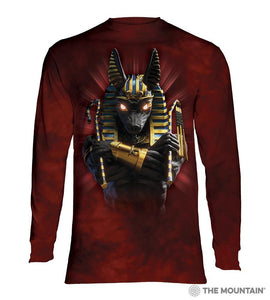 Anubis Soldier Adults Long Sleeve T-Shirt
