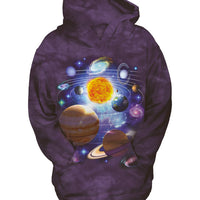 You Are Here Childrens Hoodie