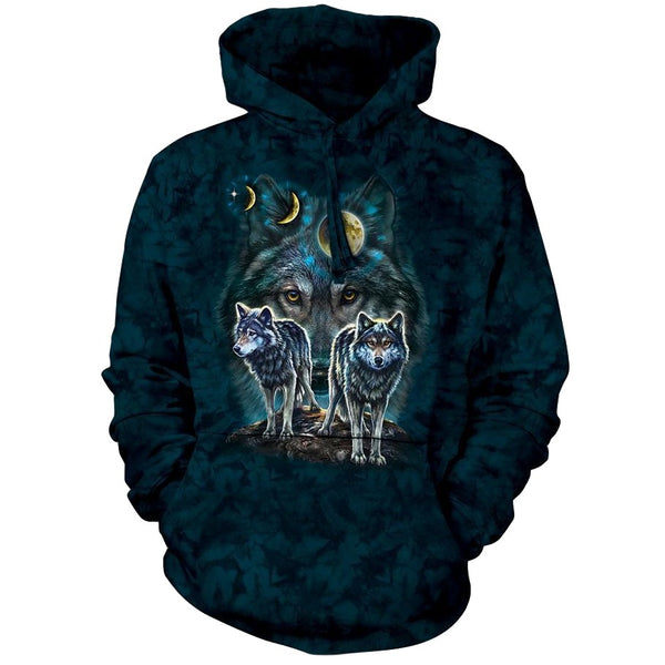 Northstar Wolves Adults Hoodie
