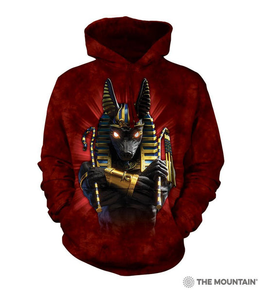 Anubis Soldier Adults Hoodie