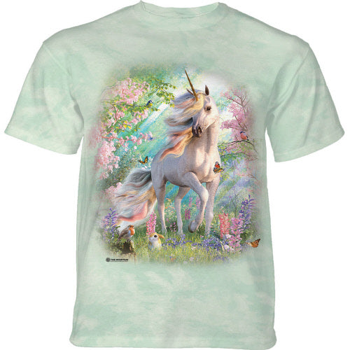Enchanted Unicorn Adults T-Shirt