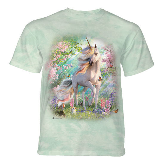Enchanted Unicorn Childrens T-Shirt