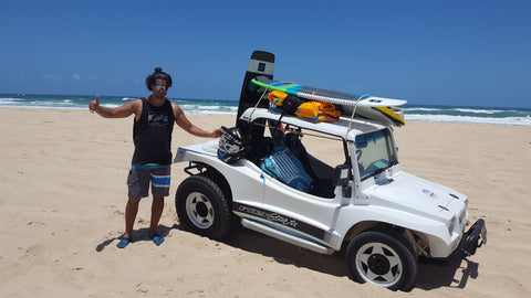 Kitesource Brasil Kitesurfing trips downwinders and lagoons