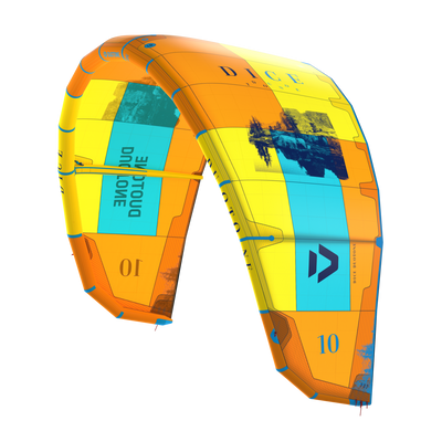 2019 Duotone Dice Kiteboarding Kite Yellow Canada