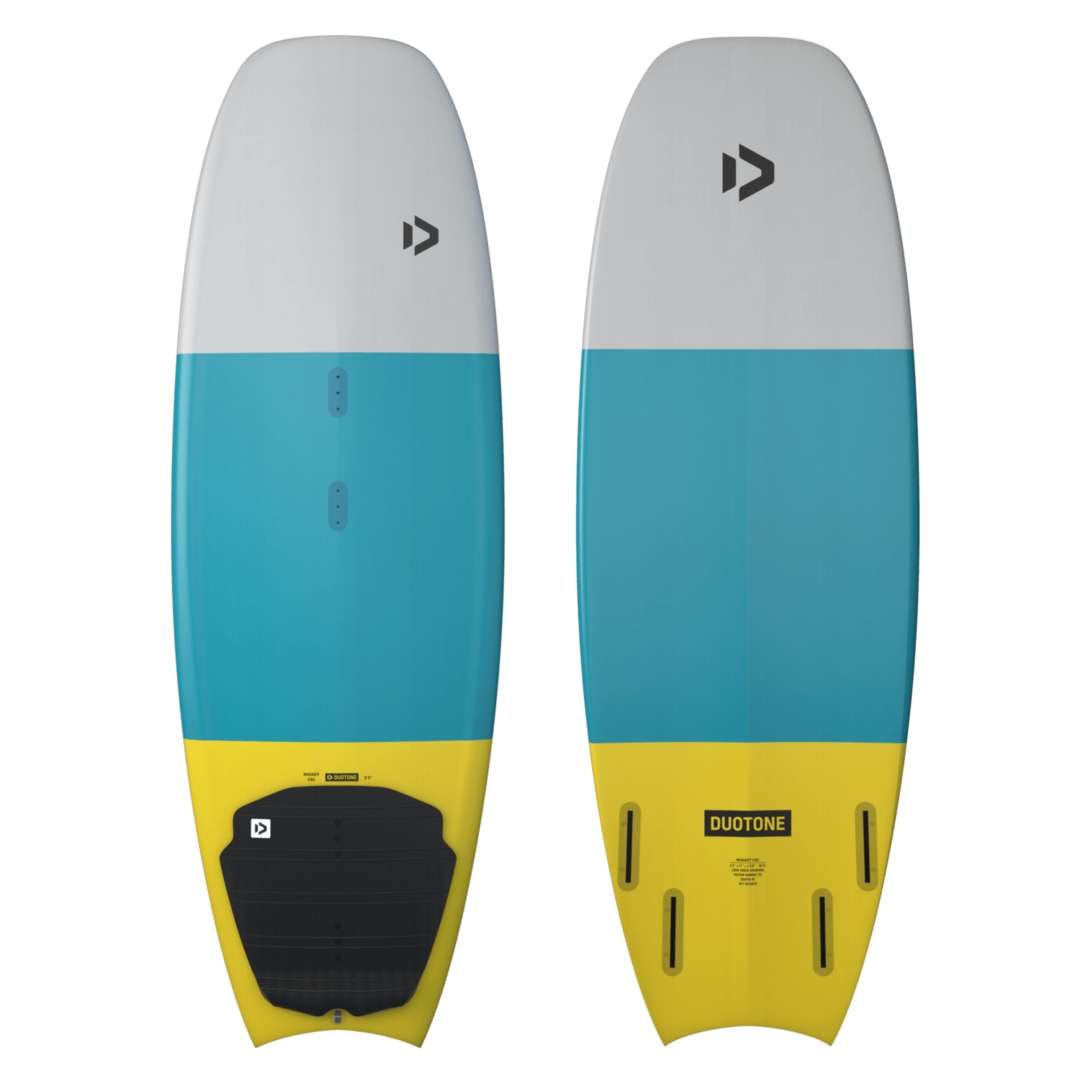 2019 Duotone Nuggest CSC Kite Surf Board Canada