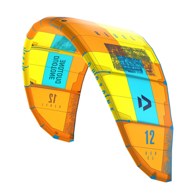 2019 Duotone Rebel Kiteboarding Kite Canada Yellow