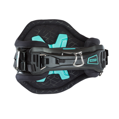 2019 ION Apex Curv 10 Kiteboarding Harness Black Canada Front