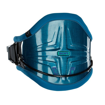 2019 ION Apex Curv 10 Kiteboarding Harness Blue Canada Back