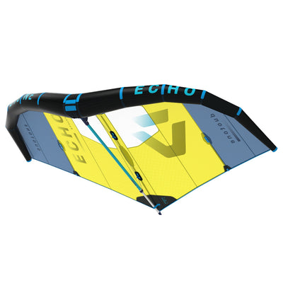2020 Duotone Echo Foil Wing Yellow Blue