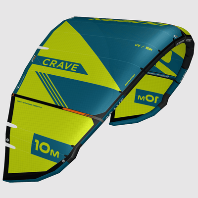 2020 Ocean Rodeo Crave Kite Yellow