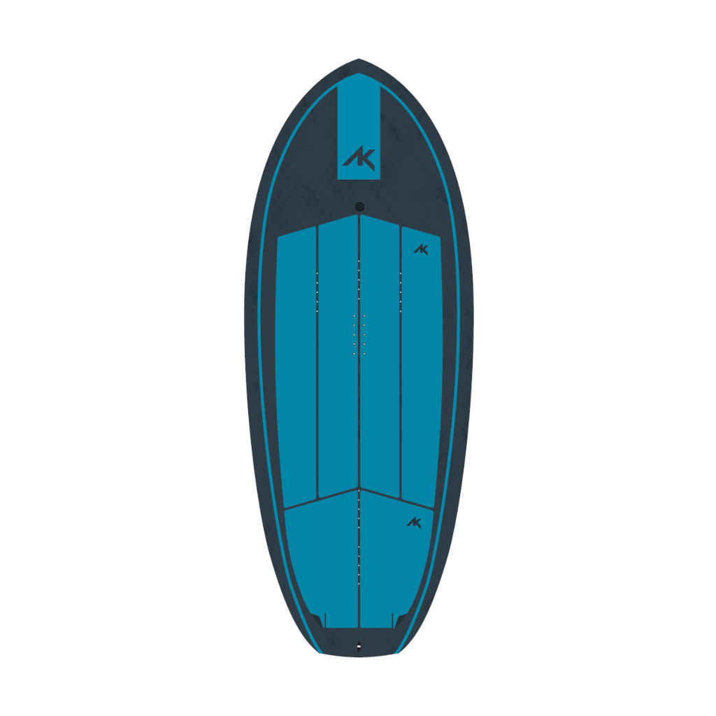 AK Phazer Wing Foil Board Top