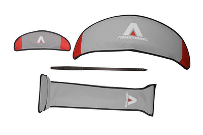 Armstrong CF1600 Foil Kit component bags