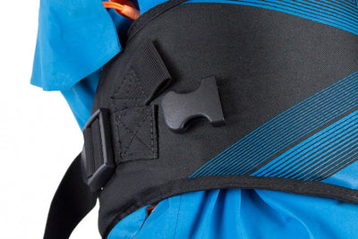 Ozone Connect Backcountry harness backpack buckle