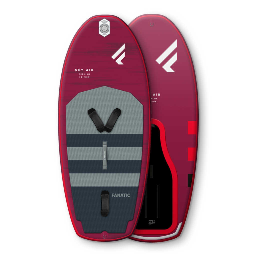 Fanatic Sky Air Premium Foil Board