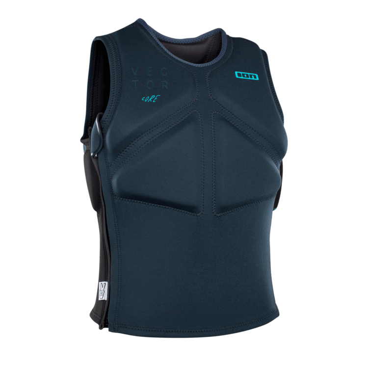 ION Vector Vest Core SZ Blue Front