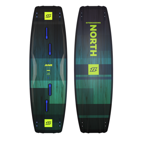 2018 North Kiteboarding Jaime Kiteboard