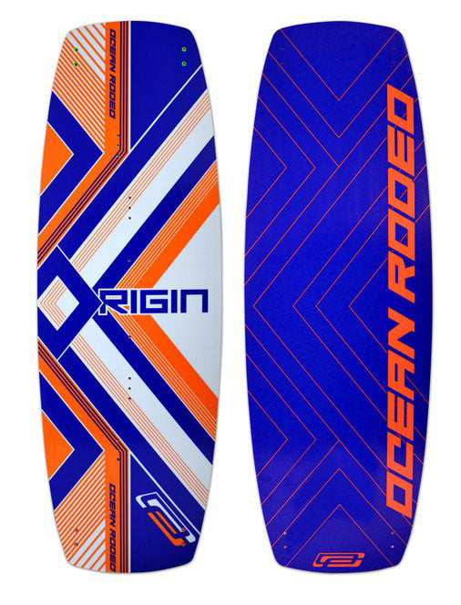 Ocean Rodeo Origin Kiteboard blue Canada Beginner