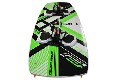 Ocean Rodeo Origin Kiteboard green1 Canada Beginner