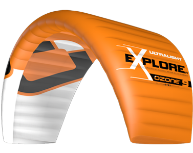 Ozone Explore Ultralight V1 Orange Canada