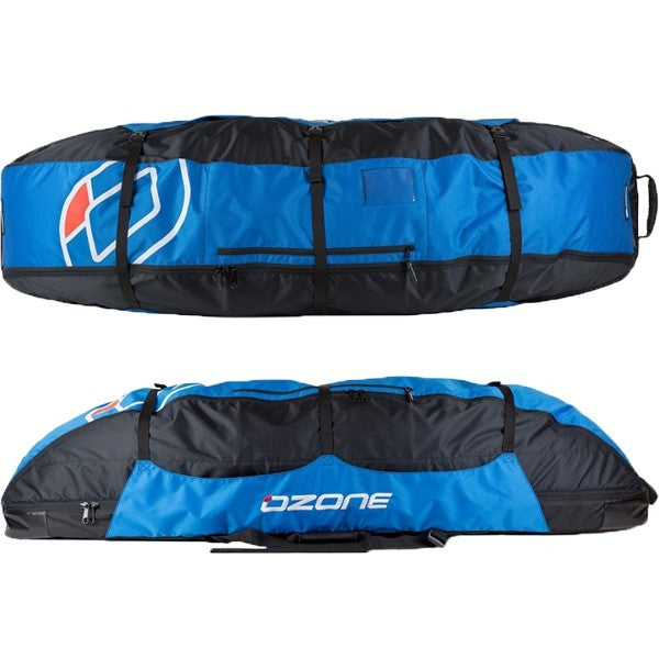 2017 Ozone travel kite bag canada top and side view