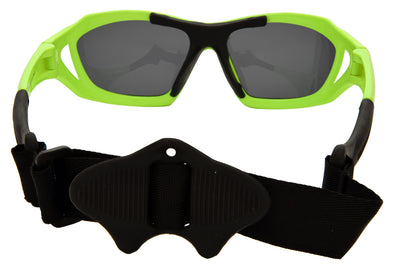 SeaSpecs Stealth Floating Polarized 100% UVA & UVB rear view