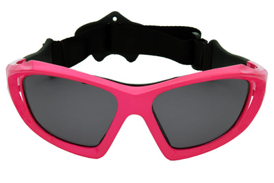SeaSpecs Stealth Floating Polarized 100% UVA & UVB Canada Pink