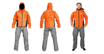 Ocean Rodeo Soul drysuit 2XL Orange