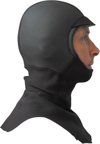 Ocean Rodeo Neoprene Cold Fire Hood sideview