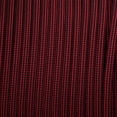 550 Paracord Red Stripes