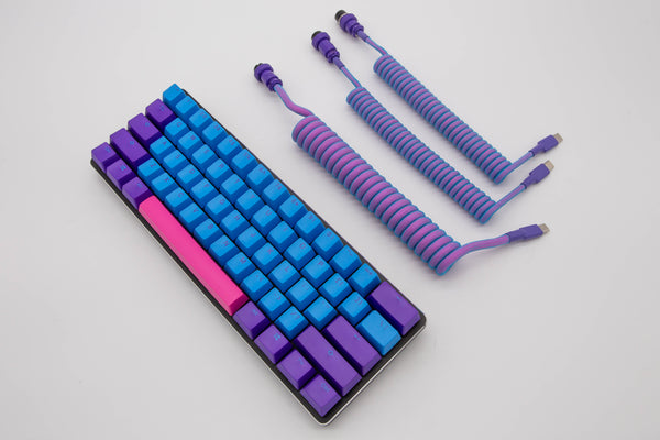 Jumbo and 550 Size Joker Mechanical Keyboard Cables