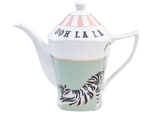 Load image into Gallery viewer, Ooh La La Tiger Teapot