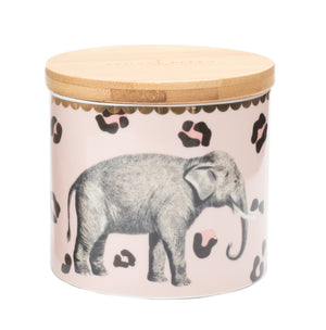 Load image into Gallery viewer, Elephant small storage jar