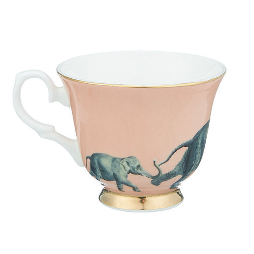 Load image into Gallery viewer, Elephant Teacup