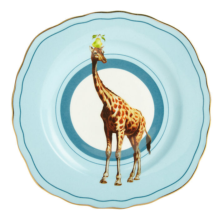 Load image into Gallery viewer, Giraffe Cake Plate