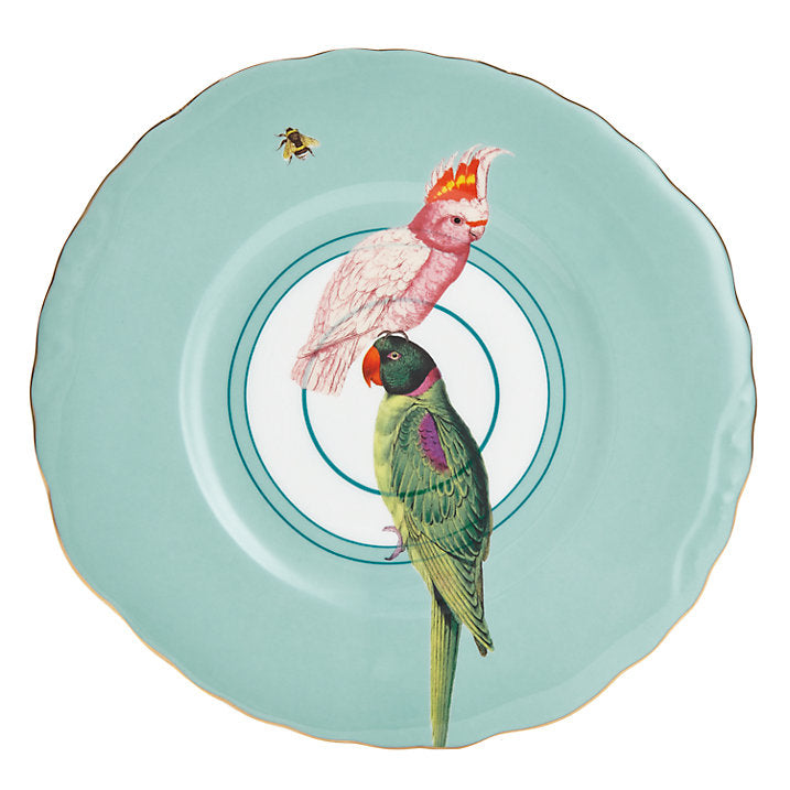 Load image into Gallery viewer, Parrots Plate