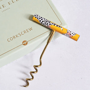 Load image into Gallery viewer, Cheeky Cheetah Corkscrew