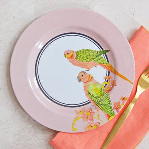 Load image into Gallery viewer, Parrot Picnic Side Plate