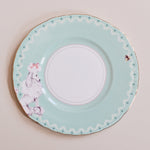 Perching Poodle Plate