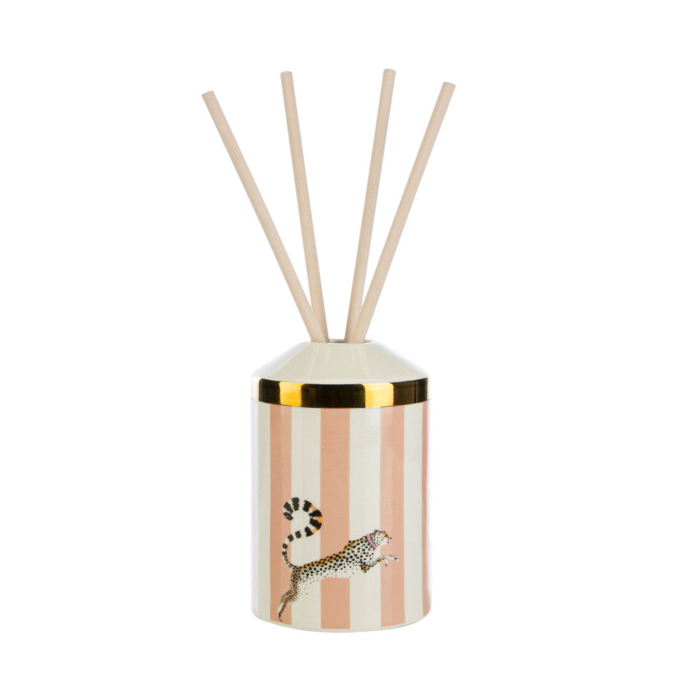 Cheetah reed diffuser