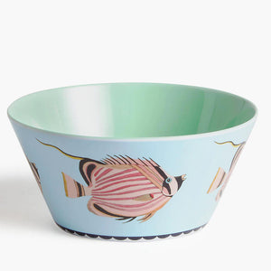 Fish Safari Picnic Bowl