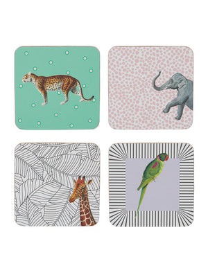 Load image into Gallery viewer, Animal Coasters