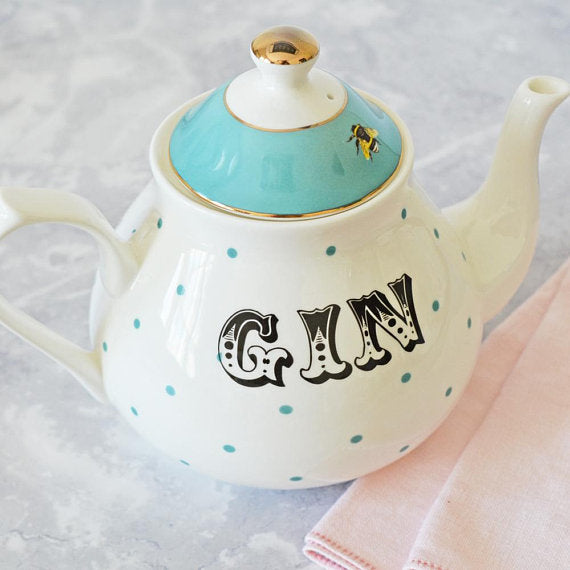 Load image into Gallery viewer, Gin Teapot